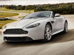 Aston Martin V8 Vantage Roadster Sportshift