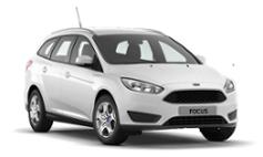 Ford Focus Style 1.6TDCi 95ps Est