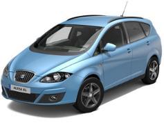 Seat Altea XL I-TECH 1.6 TDI  Ecomotive 105PS  5dr