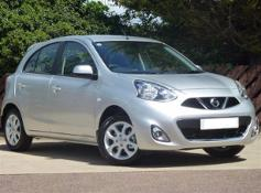Nissan New Micra Acenta With Satellite Navigation