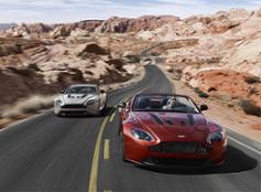 Aston Martin V12 Vantage S Roadster  thumbnail image