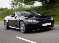 Aston Martin V8 Vantage Roadster Manual
