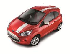 Ford Ka 1.2 Grand Prix 3dr [Start Stop]