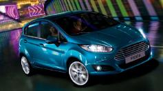 Ford Fiesta 1.6 105ps Titanium 5dr Powershift