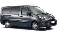 Citroen Dispatch HDI 95 6 SPEED L2H1