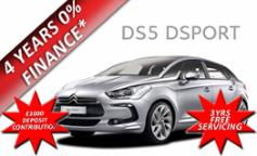 Citroen DS5 DSport 2.0 HDi 160PS Auto