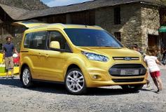 Ford Tourneo Connect 1.6 115ps StgV Zetec