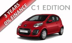 Citroen C1 Edition 1.0i 68PS 5Dr