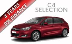 Citroen C4 Selection 1.6 e-HDi Airdream 115PS