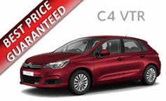 Citroen C4 VTR 1.4 VTi 95PS 5dr