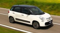 Fiat 500L 1.3 MultiJet 85 Easy 5dr Dualogic £249 per month!