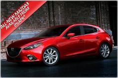 Mazda 3 Hatchback 2.0 Sport Nav 5dr Auto