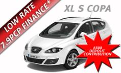 Seat Altea XL S Copa 1.6 TDI  Ecomotive 105PS  5dr