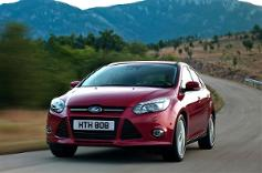 Ford Focus 1.6 125ps Titanium Navigator 5dr Powershift