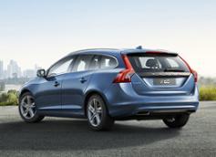 Volvo V60 D3 [163] SE Lux 5dr