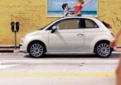 Fiat 500 500C 1.2 Pop
