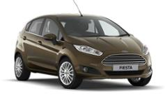 Ford Fiesta 1.0T EcoBoost 100ps S/S Titanium 5dr