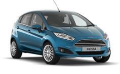 Ford Fiesta 1.5TDCi 75ps Titanium 5dr