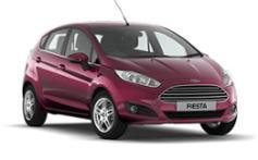 Ford Fiesta 1.5TDCi 75ps Zetec 5dr