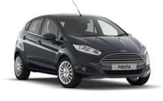 Ford Fiesta 1.6 105ps Titanium 5dr Powershift