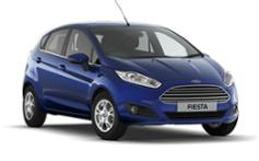 Ford Fiesta 1.6TDCi 95ps S/S Titanium ECOnetic 5dr