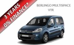 Citroen Berlingo Multispace VTR 1.6 HDI 75HP 5 Dr