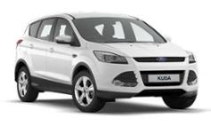 Ford New Kuga Zetec 2.0TDCi 150ps AWD Powershift