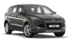 Ford New Kuga Titanium X 2.0TDCi 150ps FWD