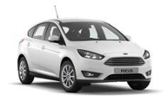 Ford Focus Titanium 1.6 125ps 5dr Powershift