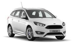 Ford Focus Zetec S 1.6TDCi 115ps Est