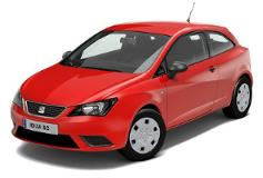 Seat Ibiza S 1.2 70PS A/C 3Dr