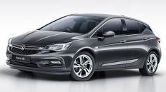 Vauxhall Astra SRI NAV 1.4i 150PS Turbo S/S auto