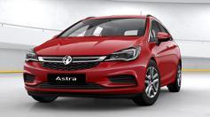 Vauxhall Astra Sports Tourer SRI 1.6CDTi 136PS S/S thumbnail image