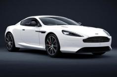 Aston Martin DB9 Carbon Edition White Coupe