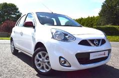 Nissan New Micra Visia Limited Edition