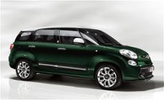 Fiat 500L 1.3 Multijet Pop Star MPW 7 Seat 5dr