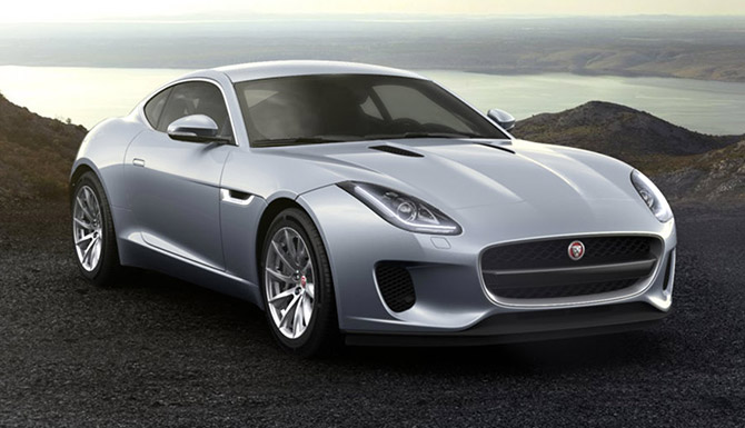Jaguar F-TYPE 3.0 Supercharged V6 2dr Manual