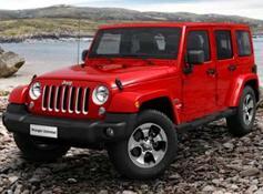 Jeep Wrangler 3.6 V6 Overland 4dr Auto