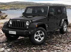 Jeep Wrangler 2.8 CRD Sahara 4dr Auto