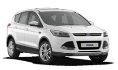 Ford Kuga Titanium X 5dr Estate 2.0 163PS Diesel Auto