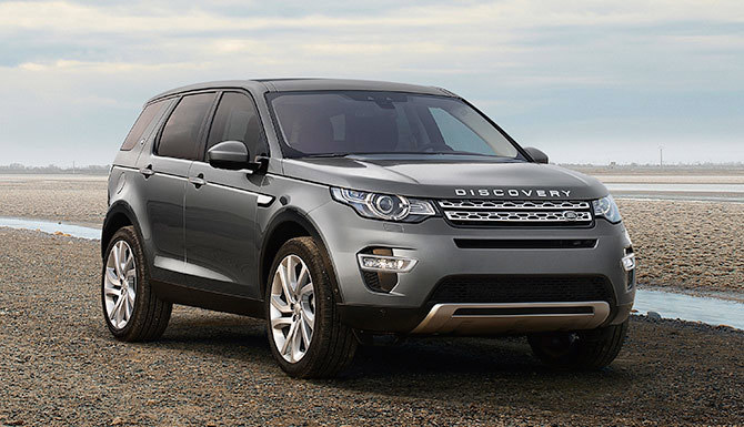 Land Rover Discovery Sport 2.0 Si4 240 HSE Luxury 5dr Auto [5 Seat] thumbnail image