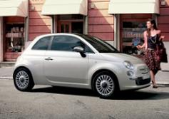 Fiat 500 1.2 Lounge 3dr Dualogic [Start Stop]