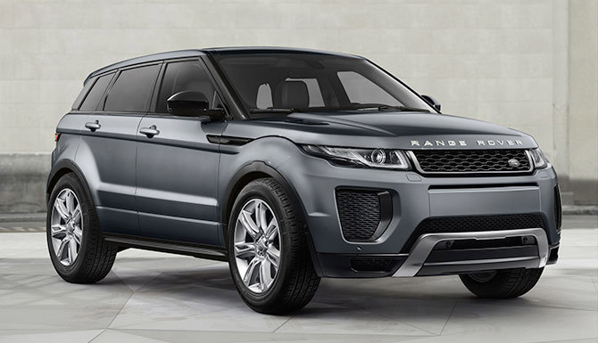 Land Rover RANGE ROVER EVOQUE 2.0 eD4 HSE Dynamic Lux 5dr 2WD