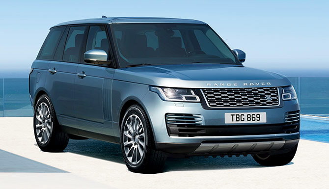 Land Rover RANGE ROVER 3.0 SDV6 Autobiography 4dr Auto thumbnail image