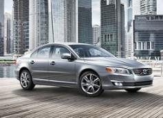 Volvo S80 D2 [115] SE Nav 4dr Powershift from £357 per month