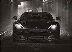 Aston Martin Vanquish Carbon Edition Black Coupe
