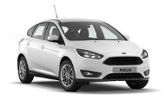 Ford New Focus Zetec 1.6 125ps Powershift 5dr