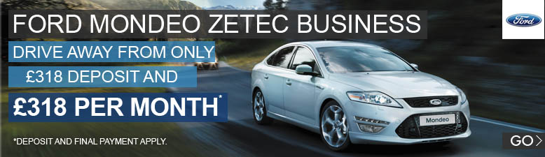 Ford Mondeo Zetec Business