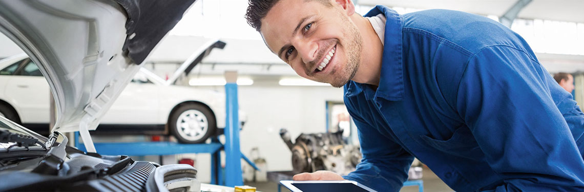 Book an MOT at Motorparks