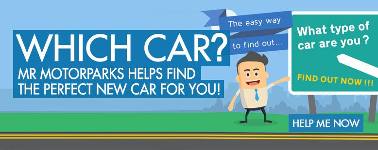 Mr Motorparks helps find the right new car for you